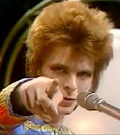 *Starman. One for us who know that point meant your life had been changed forever.