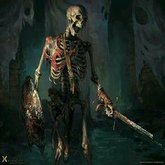 Fantasy - Skeleton