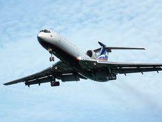 Crash d'un Tupolev russe : les Tu-154 cloués au sol