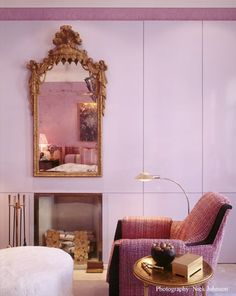 Inspiration Gallery: Lavender and Lilac Walls