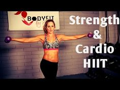 25 Minute Kettlebell Combo Workout for Full Body Strength and Cardio - YouTube