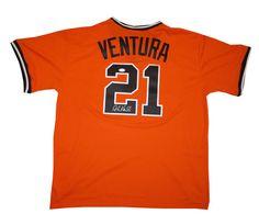Robin Ventura Signed Oklahoma State Baseball Jersey JSA COA White Sox signed autographed