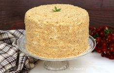 Vanilla Cake, Sweets, Cheese, Cookies, Desserts, Food, Chip Cookies, Meal, Vanilla Sponge Cake