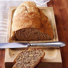 Walnussbrot mit Sauerteig Rezept | Küchengötter