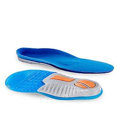 Spenco Gel Total Support Full Length Insoles, Pair :: Insoles :: Shop now with FootSmart
