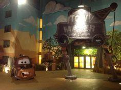 Art of Animation Resort at Walt Disney World!