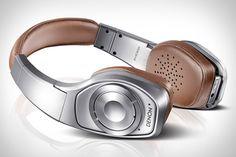 Denon Globe Cruiser Bluetooth Headphones.
