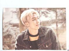 BTS Official Goods ZipCode 22920 Rap Monster #5 Photocard Bangtan Boys Muster