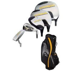 Best Sale Callaway Golf- Warbird Complete 14 Piece Set With Bag Discount Golf, Pam Pam, Club Design, Callaway Golf, Rock Bottom, Golf Bags, Bicycle Helmet, Golf Clubs, Best Deals