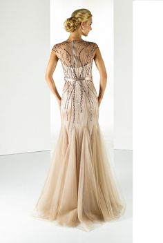 Y40018B spoločenské šaty svadobný salón valery