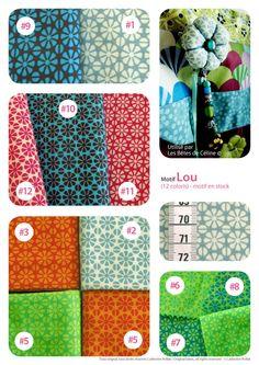 Image of LOU (12 coloris)