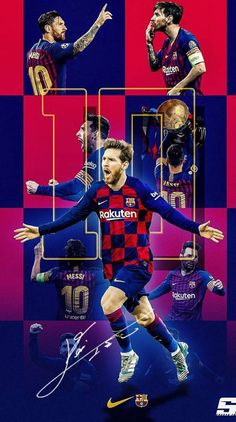 Top 10 Best performances of Lionel Messi. Lionel Messi, 6 times Ballon D'or winner , is undoubtedly the best Footballer on Earth. Cr7 Messi, Messi Soccer, Messi And Ronaldo, Neymar Jr, Cristiano Ronaldo, Nike Soccer, Soccer Cleats, Lionel Messi Barcelona, Barcelona Team