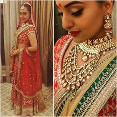 Sonakshi Sinha in Anita Dongre bridal