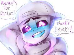 Anonymous said: Fresh your eyes are soooo kawaii (✿ ♥‿♥) Answer: happy Fresh is happy