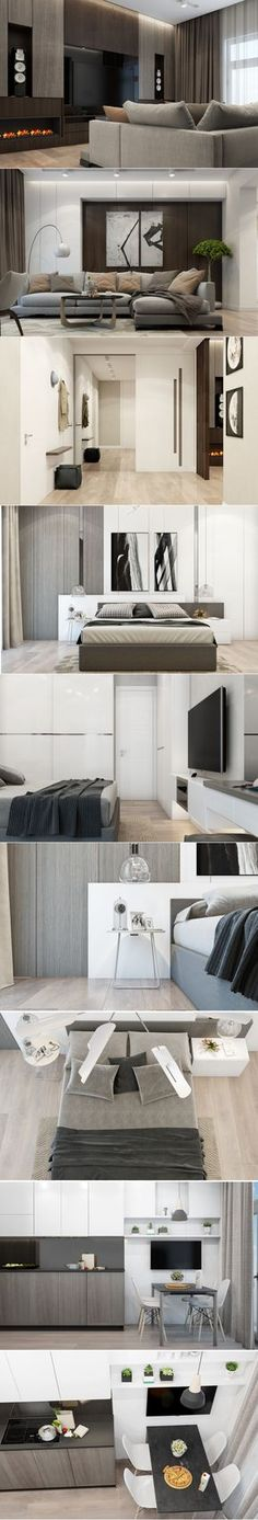 Квартира - Галерея 3ddd.ru