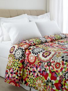Jessie Duvet by Missoni Home-my all time favorite Missoni bedding print