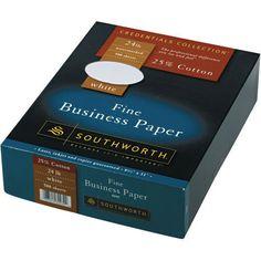 Southworth-Credentials-Collection-Fine-Paper-Letter-Wove-Finish-White
