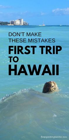 First time trip to Hawaii in Things NOT to do 🌴 Oahu, Maui, Kauai, Big Island 🌴 Hawaii travel Big Island Hawaii, Lanai Island, Best Island Vacation, Best Vacation Spots, Sanibel Island, Kauai, Oahu Hawaii, Visit Hawaii, Waikiki Beach