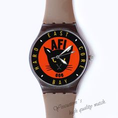 AFI cat head Custom classic photo watch
