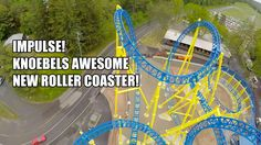 Impulse POV Knoebels Amusement Park 2015 Roller Coaster Omg! my was first time is worsest presser in 2015 on June 20.