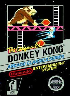 NES Games - Donkey Kong