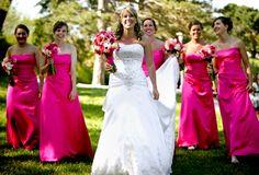 Madrinhas com Vestidos da mesma Cor! É mOda!!!! | Blog Super Divas