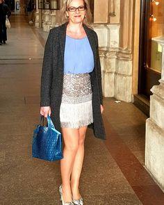 Jadwiga Hankus Lace Skirt, Instagram Posts, Skirts, Sweaters, Fashion, Moda, Fashion Styles, Skirt, Sweater