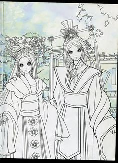 Princess Coloring Book 2 - Mama Mia - Picasa Web Albums
