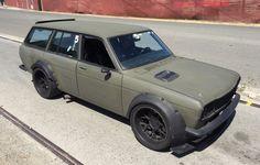Muhteşem+Datsun+510+Wagon