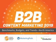 Content Marketing Institute/MarketingProfs ninth annual research report – Content Marketing Benchmarks, Budgets, and Trends—North America Content Marketing Strategy, Business Marketing, Online Marketing, Social Media Marketing, Digital Marketing, Business Sales, Marketing Institute, Public Relations, Search Engine Optimization