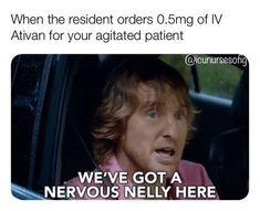"You're the reason the ""nursing dose"" exists lol Icu Nursing, Nursing Tips, Nursing Memes, Funny Nursing, Nursing Quotes, Nursing Schools, Nursing Finals, Icu Nurse Humor, Nurse Jokes"