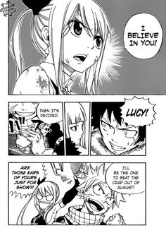 Read manga Fairy Tail 484 - The Monstrous Six online in high quality