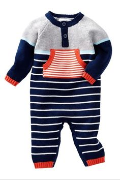 Oliver Coverall (Baby) by Angel Dear on @HauteLook
