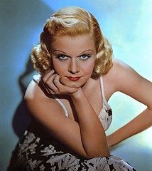 From Harlow's last sitting with George Hurrell: April,1937. The original black & white is fantastic, but in color stunning.