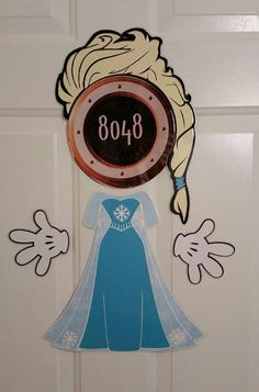 Queen Elsa Disney Cruise Line Mickey magnet FE Gift Disney Cruise $19.00
