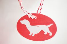 © Alice G Patterson Photography Printable Dog Labels from ModernDog via Daily Dog Tag