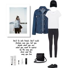 Live a want to life, but a have to life by minorseventh on Polyvore featuring polyvore, Mode, style, Splendid, Sans Souci, Paige Denim, NIKE, Nasaseasons, Baxter of California and Bobbi Brown Cosmetics