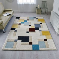 Flair Rugs Illusion