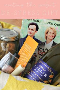 msg 4 21+ | Creating the Perfect De-Stress Gift #ad #CallieCrew
