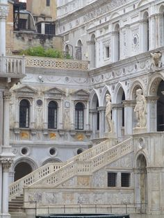 Venice, Italy- Palazzo Ducale