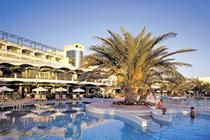 Constantinou Bros Athena Beach Hotel in Paphos, Cyprus Cyprus Holiday, Paphos, Single Parenting, Travel Alone, Beach Hotels, Places Ive Been, Villa, Holidays, Mansions