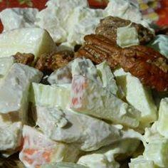 Party Chicken Salad Allrecipes.com