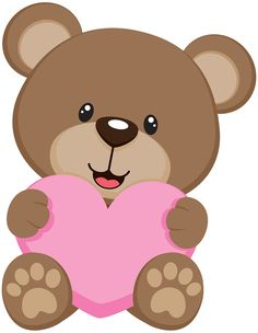 teddy bear clipart school clipart teddy bear plush baby bear 2 rh pinterest com brown teddy bear clipart brown bear clipart free