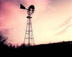 I've always loved windmills. I want a big one in my yard.
