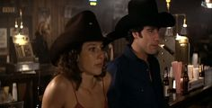 You a Real Cowboy? Bud and Sissy, love me some Urban Cowboy!