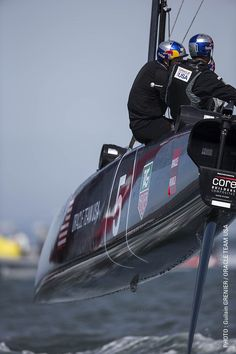 ORACLE TEAM USA COUTTS