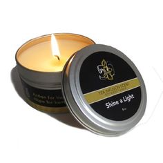 Human rights can smell good with this #FairTrade tin scented candle. Made by women refugee from Burma now resettled in Massachusetts. We love working with Prosperity Candle--the women have infused their hopes and dreams of a better future into every Amnesty candle. On sale for $10.00