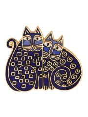 Two Laurel Burch Cats