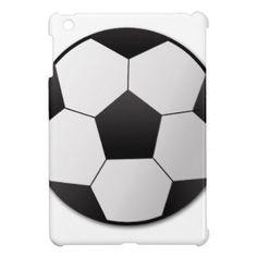 Soccer Case For The iPad Mini