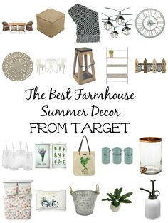 Life Lately and The Best Summer Decor from Target